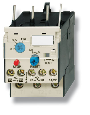 J7tkn motor thermal overload relay Motor overload relay